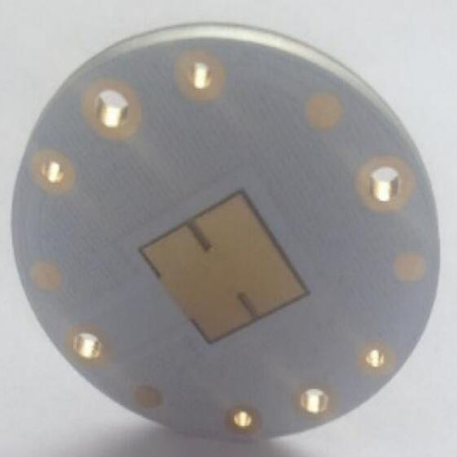 2 Layer Round Led Module PCB