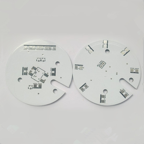 LED round HASL Surface bare circuit boards