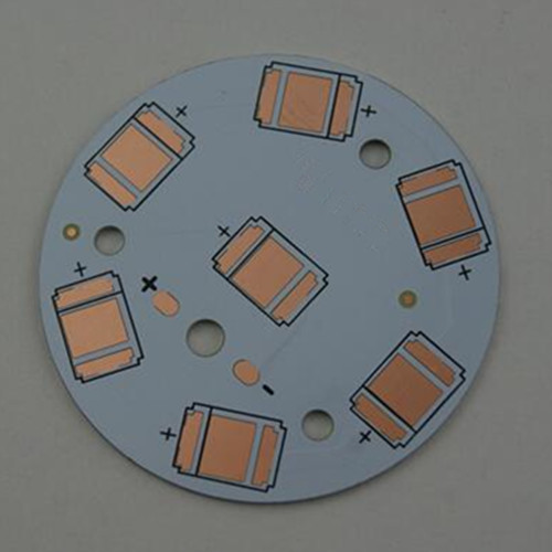 Round led circuit board pcb